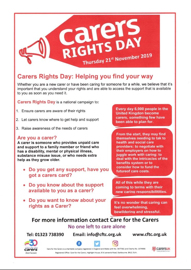 Carers Card scheme